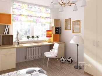 Детская комната в жилом комплексе Палацио